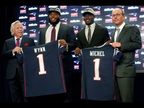 New England Patriots 2018 NFL Draft Recap