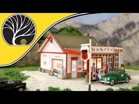 Fill'er Up & Fix'er – N and HO Scale | Built-&-Ready® | Woodland Scenics | Model Scenery