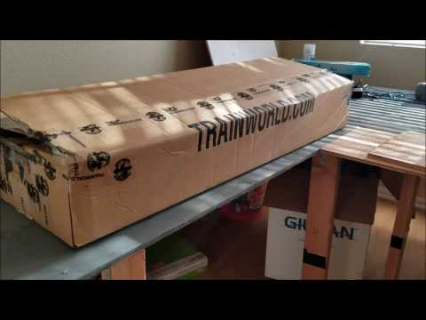My HO Scale Layout  Update #1  (Benchwork &&  Layout plans)