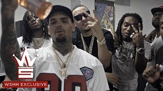 "French Montana ""Hold Up"" Feat. Chris Brown & Migos (WSHH Exclusive - Official Music Video)"