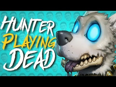 PLAY DEAD HUNTER IS A HIGH LEGEND DECK? - Standard Constructed - The Witchwood
