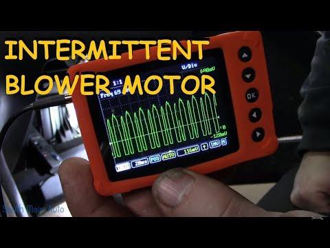Diagnosing An Intermittent Blower Motor Part I