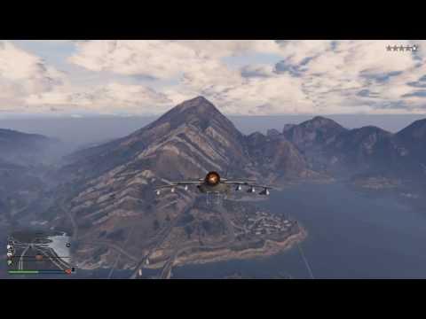 Grand Theft Auto V kamikaze