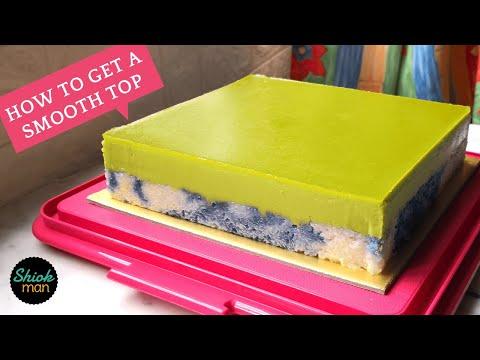Shiokman Kueh Salat (Kuih Seri Muka)