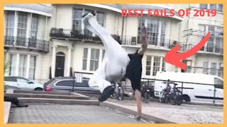 FAILS OF THE YEAR 2019 | TOP FUNNY VIDEOS