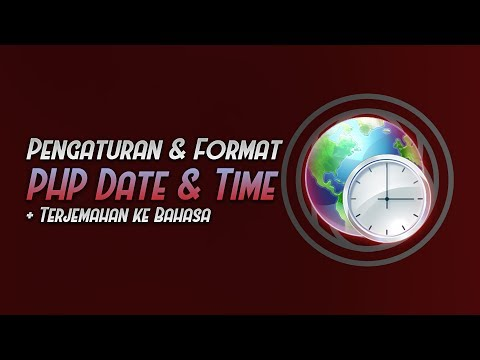 [Panduan Lengkap] Pengaturan Format, Timezone & Bahasa Tanggal Database di PHP