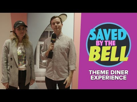 Saved By The Bell Now Has A Themed Pop-Up Restaurant