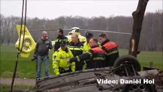 Download ernstig ongeval Scherpenzeel Video