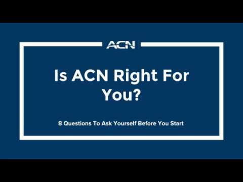 ACN Inc - Is It Right For You?