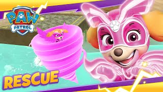Mighty Pups Save Carlos in the Jungle! Cartoon and Game Rescue PAW Patrol Official & Friends