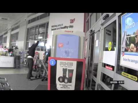 3 men steal van and Walgreen's ATM - Chase Atm Walgreens Near Me