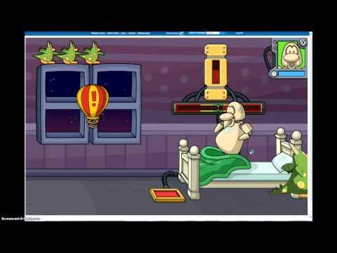 Club Penguin: Monsters University Scare Games