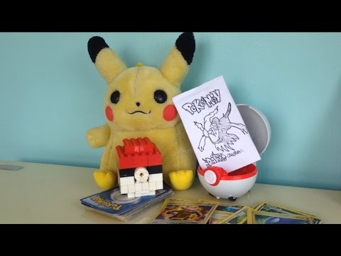 How to make Paper Pokemon Booster Packs!