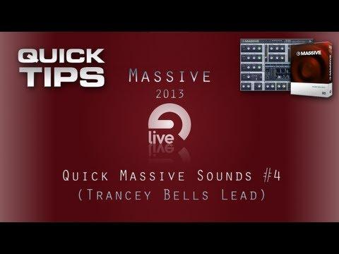 Massive Tutorial: QMS #4 - Trancey Bells Lead v.1 & v.2 [Free Patch]