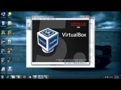 How To Install RedHat Linux On Windows VirtualBox  With Wifi Working
