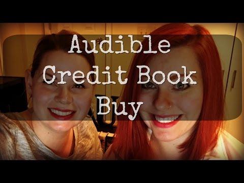 Kalli's Audible Credit Book Buy