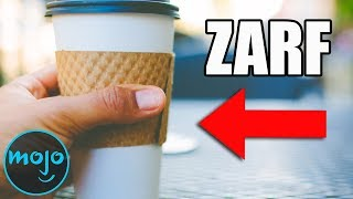 Top 10 Everyday Things You Never Knew Had Names
