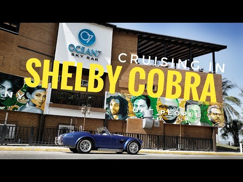 Doing a Pull in a Shelby Cobra - SKUNK LIFESTYLE EPISODE 16