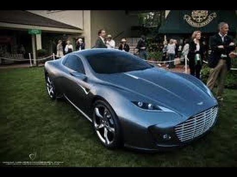 Aston Martin Vanquish in Vancouver