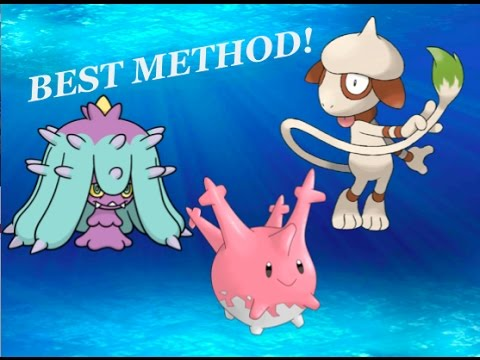 Best way to find Mareanie with Regenerator!