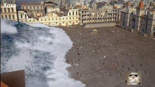 Portugal - Tremblement de terre de Lisbonne 1755