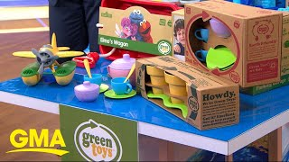 'GMA' Deals and Steals to go green and choose clean | GMA