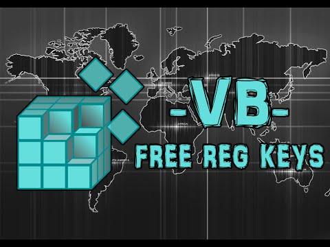 Visual Basic 2008/2010 / C++ / C# / Web Developer - Free Registration Keys [UPDATED]