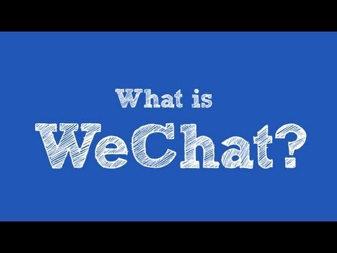 China's WeChat Gaining Global Attention