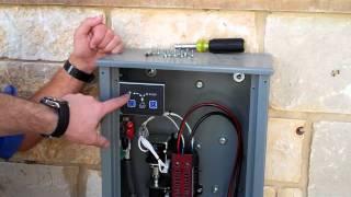 Kohler 14kw Natural Gas Backup Generator System Overview