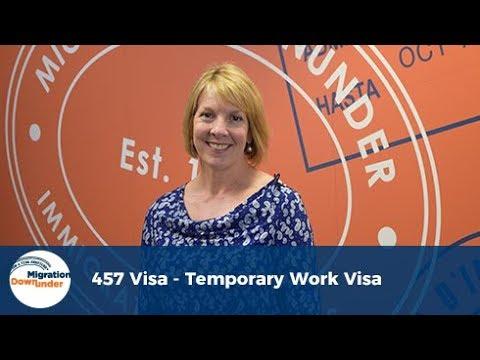 457 Visa Temporary Work Visa 2017