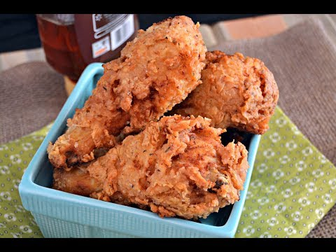 Fried Chicken Recipe | How To Make Buttermilk Fried Chicken | SyS