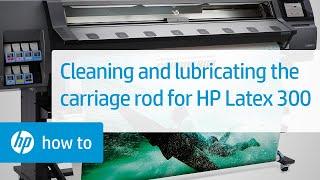 HP Latex 300 Using the take up reel - PakVim net HD Vdieos