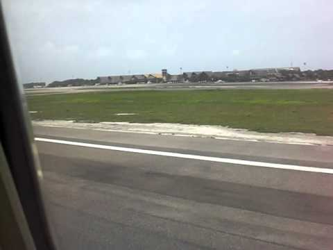 American Airlines 757 - JFK to Punta Cana, Domican Republic