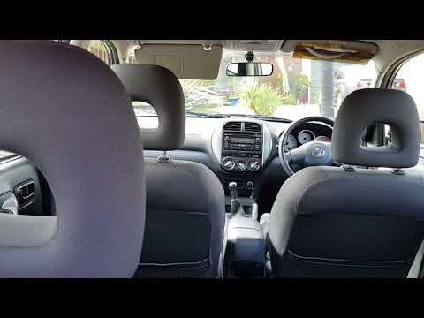 Toyota RAV4 2004: See Before You Buy - Inside Out Look