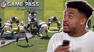 Jamal Adams Breaks Down How to Use Pre-Snap Reads to Make BIG Plays | NFL Film Sessions
