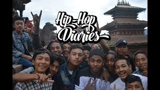Hip-Hop Diaries Ep.1 |Uniq Poet Orders Food In Rap| Symfamous Disses Lil' Buddha|