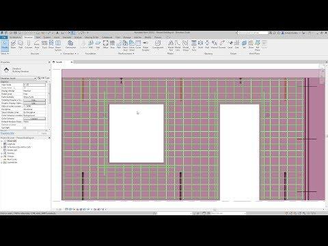 Revit 2019.2: Enhanced Custom Fabric Sheets Creation