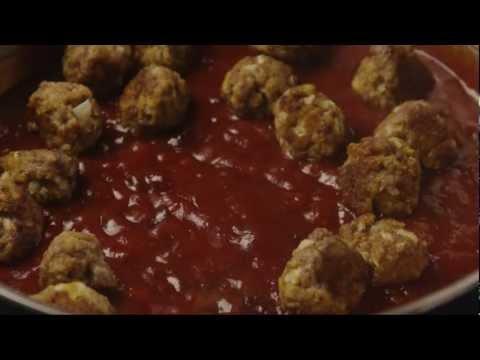 How to Make Cocktail Meatballs | Meatball Recipe | Allrecipes.com