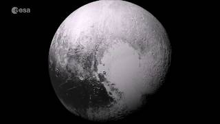 Uncovering Pluto