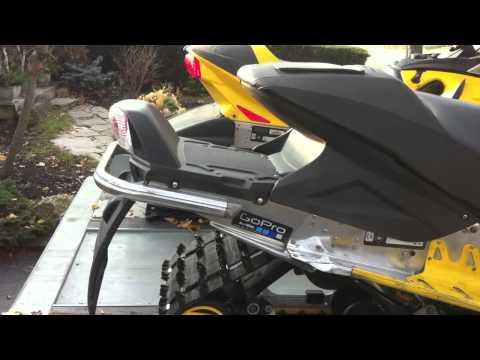 '03 Ski-Doo Rev MXZ X Boondocker Beavertail Delete finished