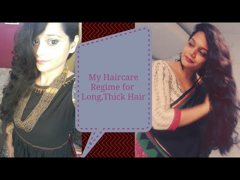 My Haircare Regime (the practices) for long,thick,voluminous hair   Indian Hair Secrets