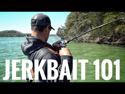 Jerkbait Tips That You NEED To Know!