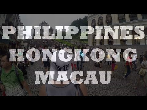 Wanderlust 2015 (Philippines, Macau, Hong Kong)