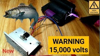 Flyback driver with IRFZ44 Mosfet | by electronics solution