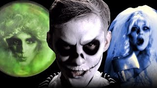 Disney Halloween Mashup (feat. Voctave)