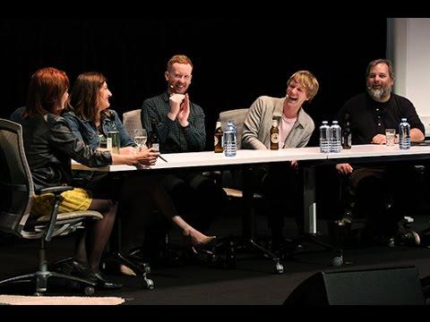 The Writers' Room – Dan Harmon, Josh Thomas, Celia Pacquola & Luke McGregor, BingeFest 2016