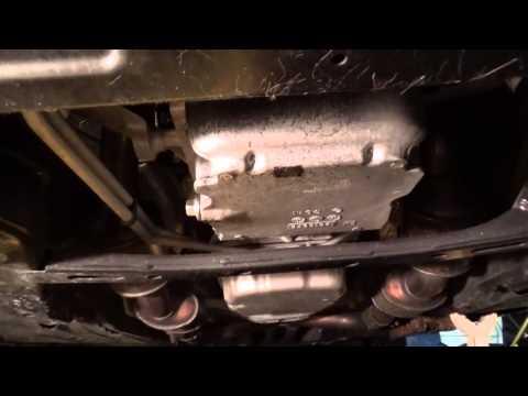 2011 Chevrolet Camaro V6 oil change