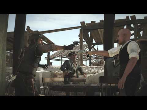 Red Dead Redemption Official Trailer
