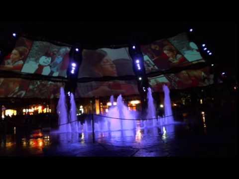 Viejas Casino christmas show 2014, in Alpine CA