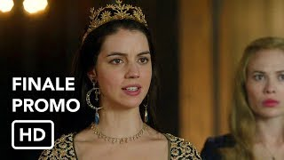 """Reign 4x16 Extended Promo """"All It Cost Her"""" (HD) Season 4 Episode 16 Extended Promo Series Finale"""